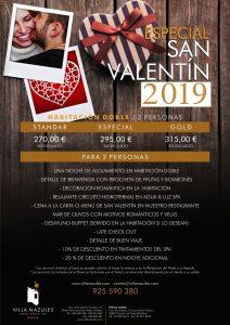 Estancia SAN VALENTIN 2019