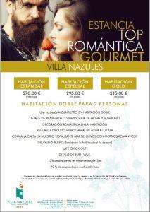 Top Romantica Gourmet
