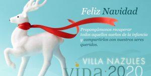 NAVIDAD Villa Nazules 2019