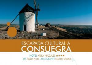 Escapada Cultural Consuegra