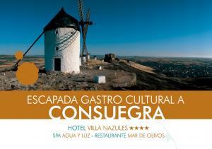 Escapada Gastronómica Cultural a Consuegra