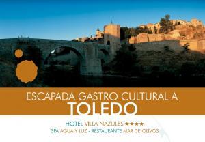 Escapada Gastronomica Cultural a Toledo