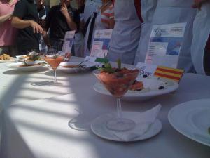 Concurso cooking para empresas
