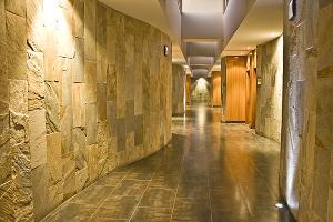 Corredor Habitaciones Hoteles con encanto en Toledo