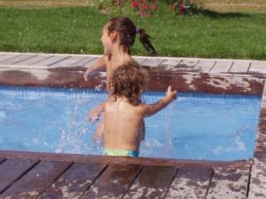 Hotel con piscina infantil en Toledo