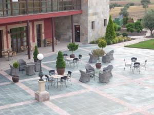 La Café terrace