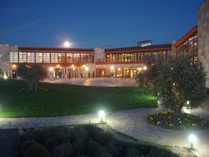 Vista Nocturna Villa Nazules