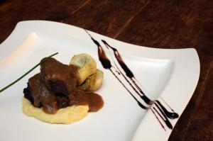 Mar de Olivos cuisine