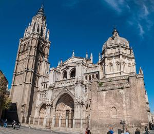 Catedral de Toledo; de Michal Osmenda | Wikimedia Commons