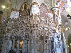 Transparente de la Catedral de Toledo; de Daderot | Wikimedia C.