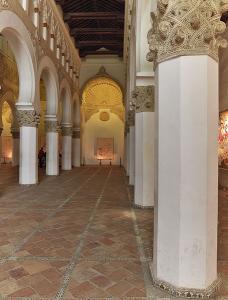 Santa Maria la Blanca; de J.L.Filpo Cabana | Wikimedia C.