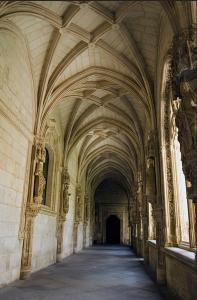 Claustro del Monasterio; de Gema de la Fuente | Wikimedia C.